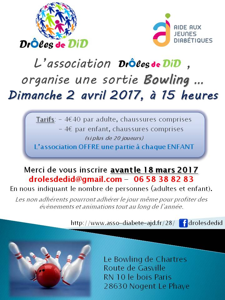 Affiche Bowling 020417